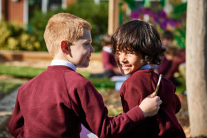 Children of Chipstead Valley Primary School